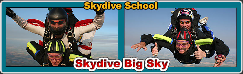 skydive school