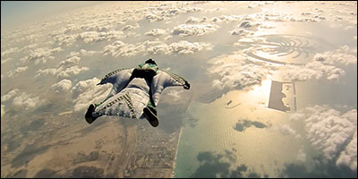 wingsuit instructor Alberta